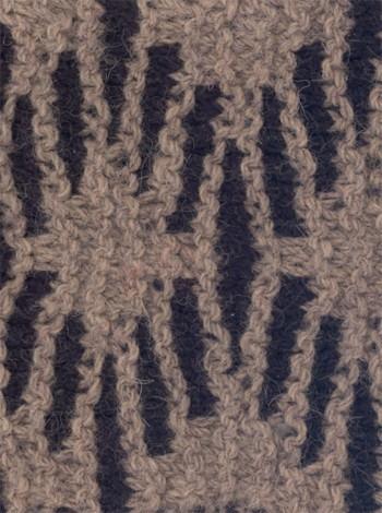 798 Vest med Japan-lygter på ahorntræets grene