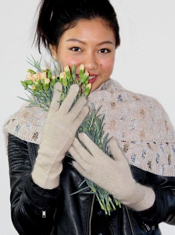 21.16 Strikkede handsker