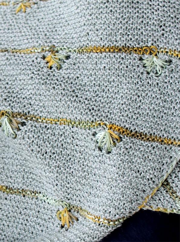 22.21 Tørklæder med frøstande