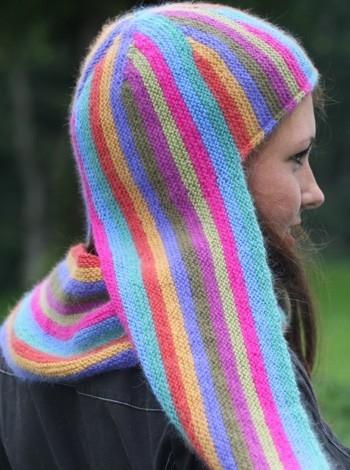 790 Hue-tørklæde