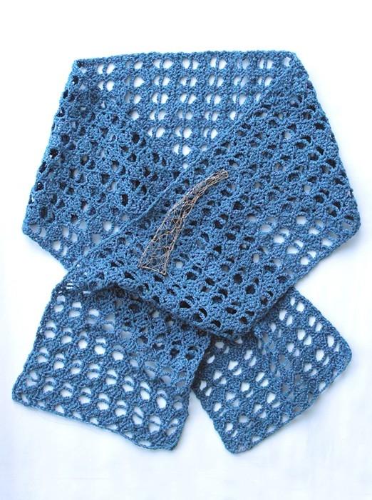 933 Pergola tørklæde