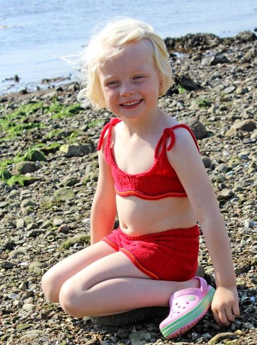 30.40 Bikini til små havfruer
