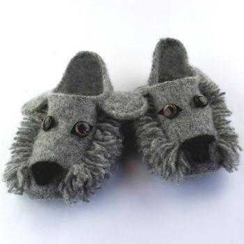 LHP 1103 Ruhårede hundepoter