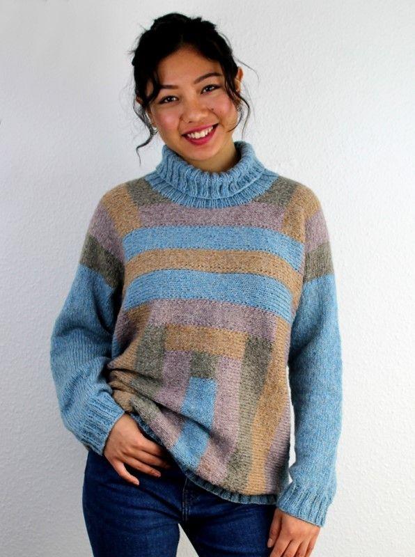 26.05 Forårs-sweater