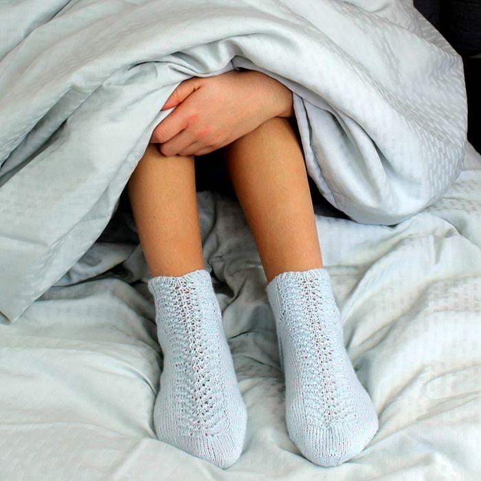 KN 2003 Godnat-sokker